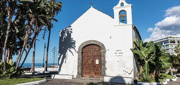 Qué ver en Puerto de la Cruz | Ermita de San Telmo