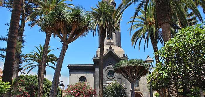 Qué ver en Puerto de la Cruz | Iglesia de Nuestra Señora de la Peña de Francia