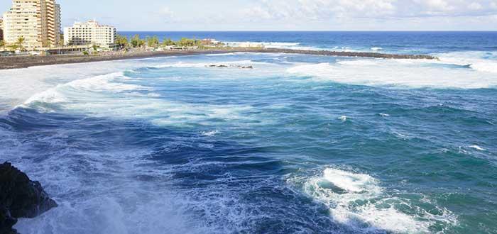 Qué ver en Puerto de la Cruz | Playa de Martiánez