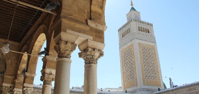 Qué ver en Túnez | Mezquita Zitouna