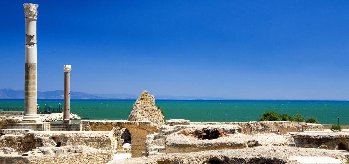 Qué ver en Túnez | Termas de Antonino