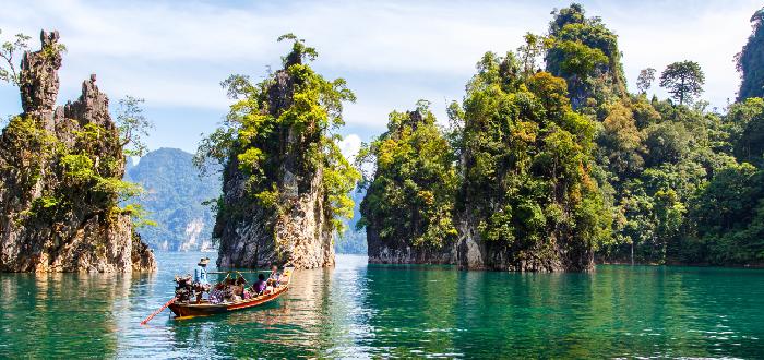 Qué ver en Tailandia | Parque Nacional de Khao Sok