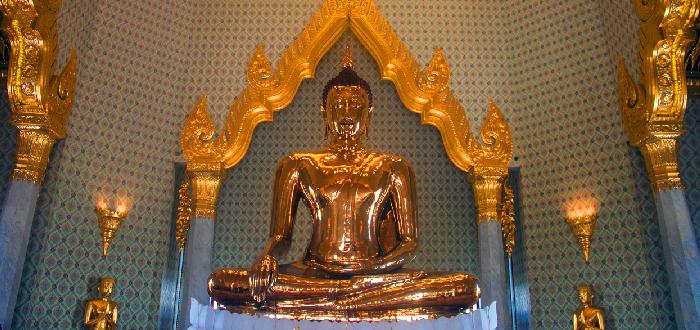 Qué ver en Tailandia | Buda de oro
