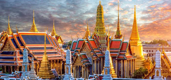 Qué ver en Tailandia | Palacio de Bangkok