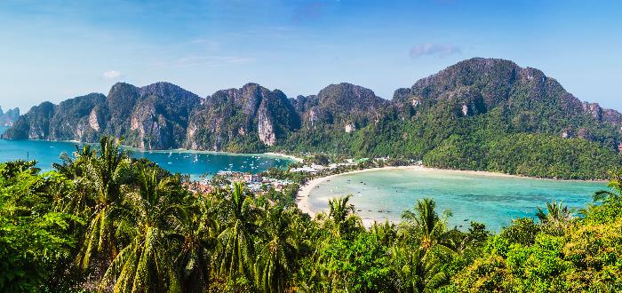 Qué ver en Tailandia | Phi Phi
