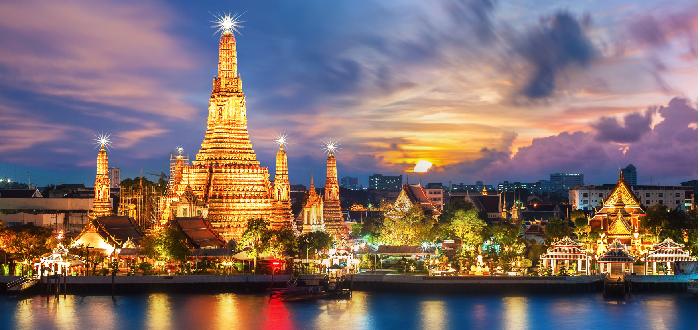Qué ver en Tailandia | Wat Arun