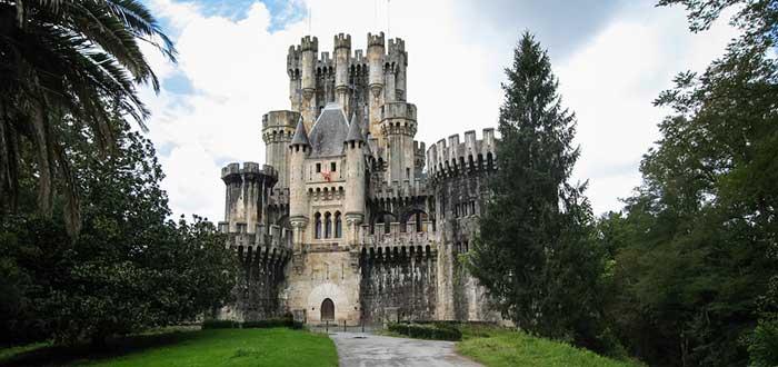 Qué ver en Vizcaya | Castillo de Butrón