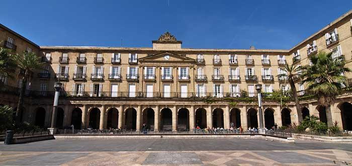 Qué ver en Vizcaya | Plaza Nueva
