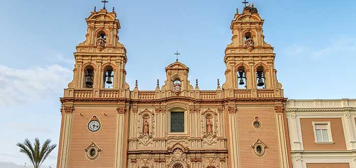 Qué ver en Huelva   Catedral de Nuestra Señora de la Merced