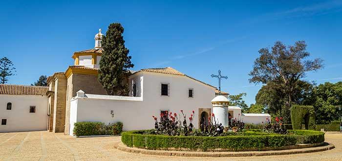 Qué ver en Huelva   Monasterio de la Rábida