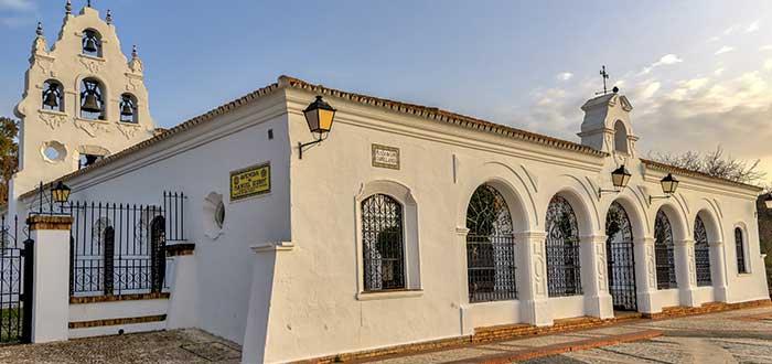 Qué ver en Huelva   Santuario de Nuestra Señora de la Cinta