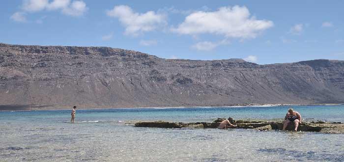 Qué ver en La Graciosa: Playa del Salado