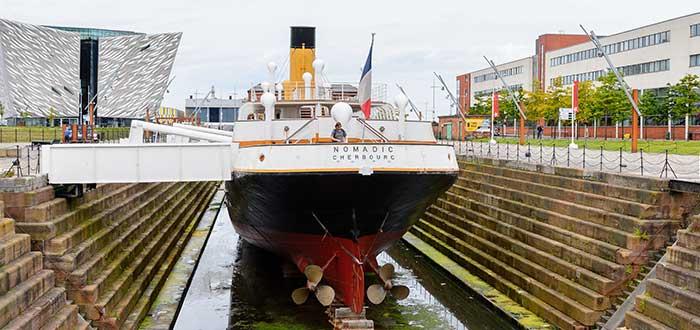 Qué ver en Belfast | SS Nomadic