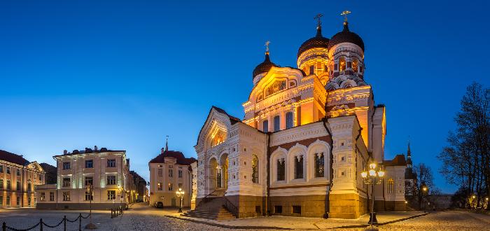 Qué ver en Tallin | Catedral de Alejandro Nevski