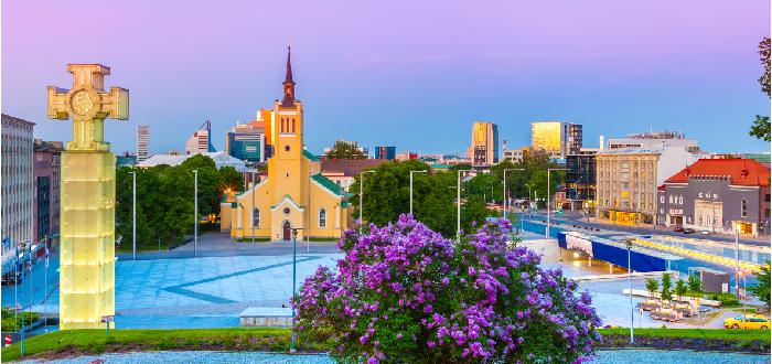 Qué ver en Tallin | Plaza de la Libertad