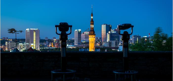 Qué ver en Tallin | Kohtuotsa Viewing Platform