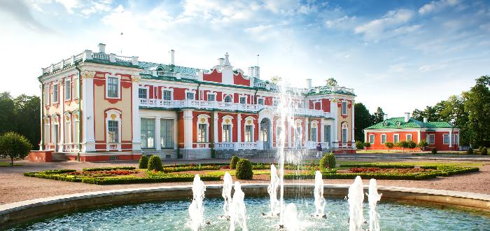 Qué ver en Tallin | Palacio Kadriorg