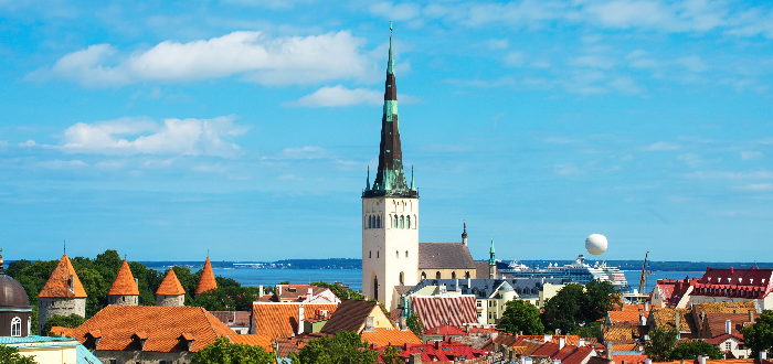 Qué ver en Tallin | Iglesia de San Olaf