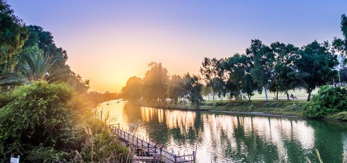 Qué ver en Tel Aviv | Parque Yarkon