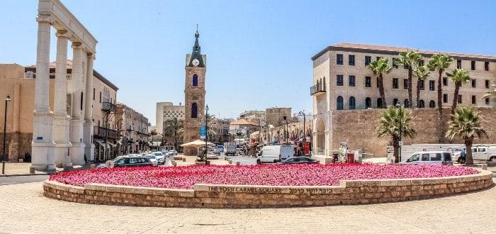 Qué ver en Tel Aviv | Jaffa Clock Tower