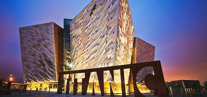 Qué ver en Belfast | Titanic Belfast