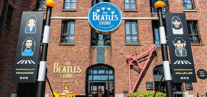 Qué ver en Liverpool | beatles story