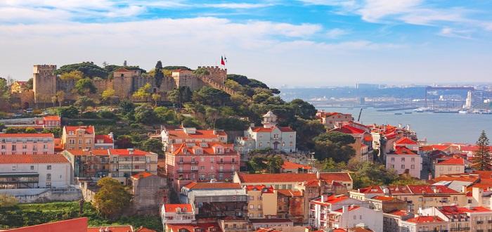 Qué ver en Portugal | Castillo San Jorge de Lisboa