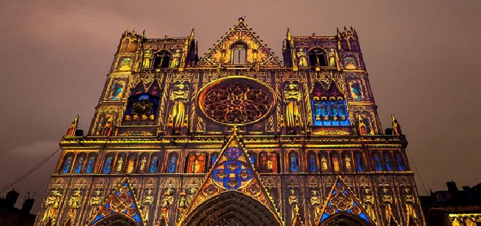 Qué ver en Lyon | catedral de lyon