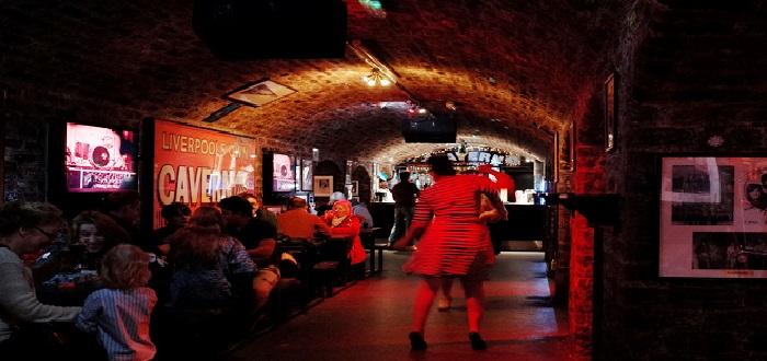 Qué ver en Liverpool | cavern club