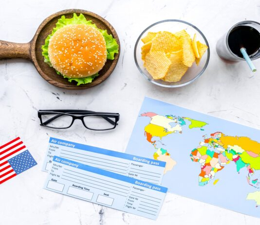 Comida típica de Estados Unidos | 10 Platos que debes probar