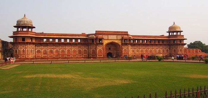 Qué ver en la India | Fuerte rojo de Delhi