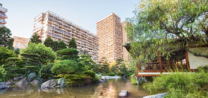 Qué ver en Mónaco | Jardín Japonés de Mónaco