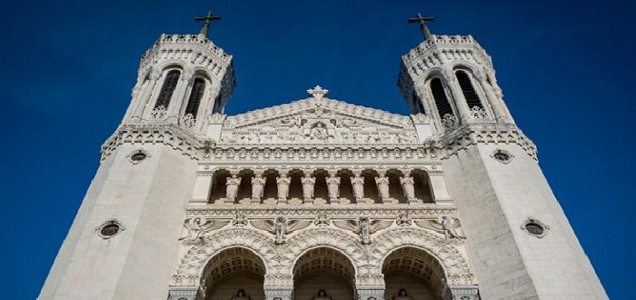 qué ver en Lyon / Basilica de Notre Dame