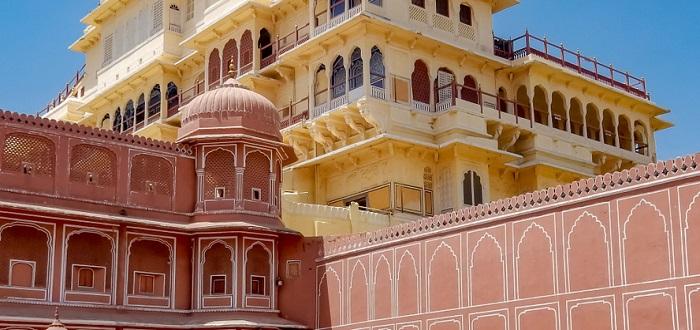 Qué ver en la India | Palacio de Jaipur