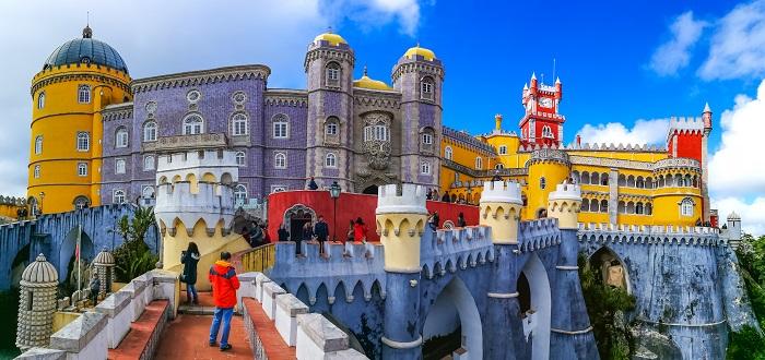 Qué ver en Portugal | Palacio da Pena