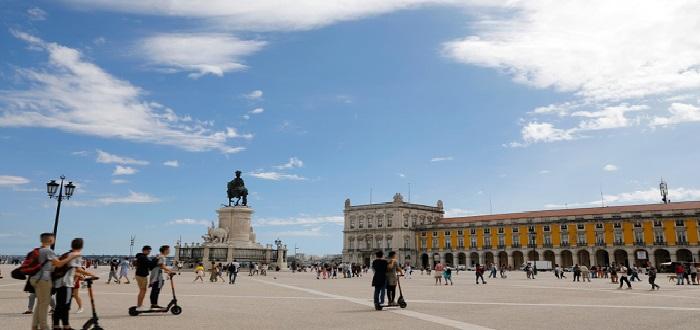 Qué ver en Portugal | Plaza de Comercio