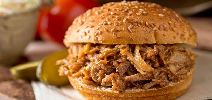 Comida típica de Estados Unidos | Pulled Pork