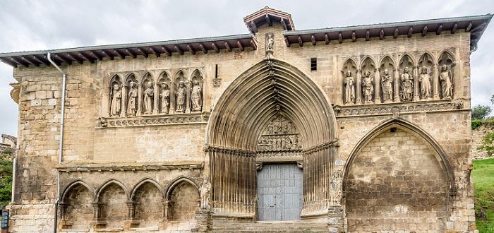 Qué ver en Estella | Iglesia del Santo Sepulcro