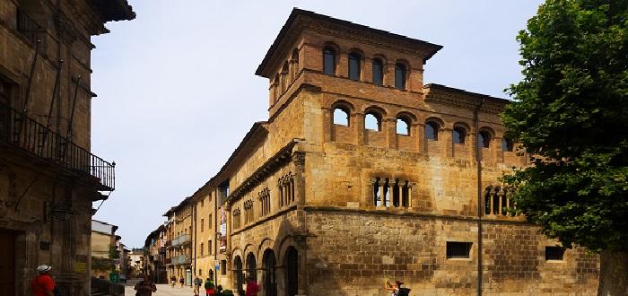 Qué ver en Estella | Palacio de los Reyes de Navarra