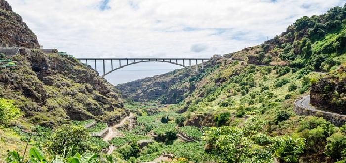 Qué ver en La Palma | Area recreativa y centro de visitantes Los Tilos