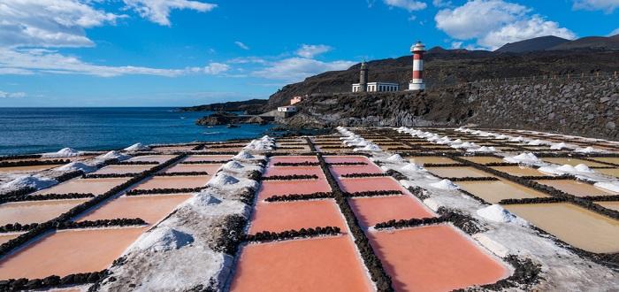 Qué ver en La Palma | Salinas de Fuentecaliente