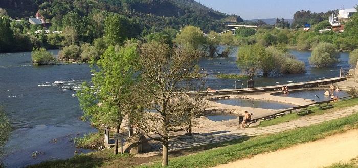 Qué ver en Ourense | Termas Outariz