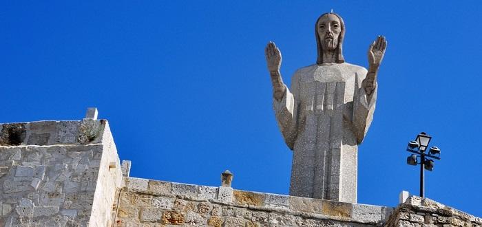 Qué ver en Palencia | Cristo del Otero