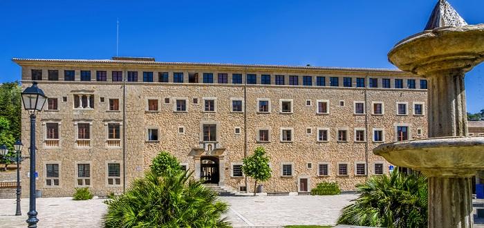 Qué ver en las Islas Baleares   monasterio de lluc