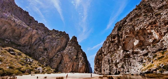 Qué ver en las Islas Baleares | Torrente de pareis
