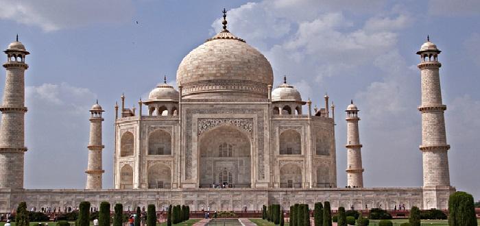 Qué ver en la India | Taj Mahal
