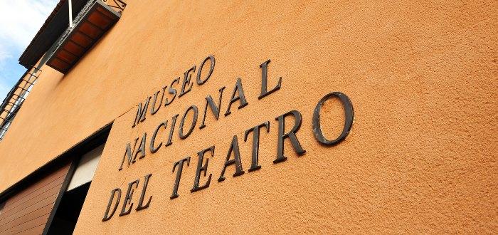 Qué ver en Almagro: Museo Nacional del Teatro.