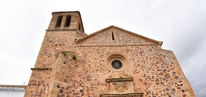 Iglesia de San Blas.