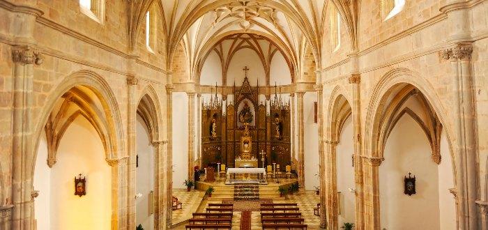 Convento de la Asunción de Calatrava.