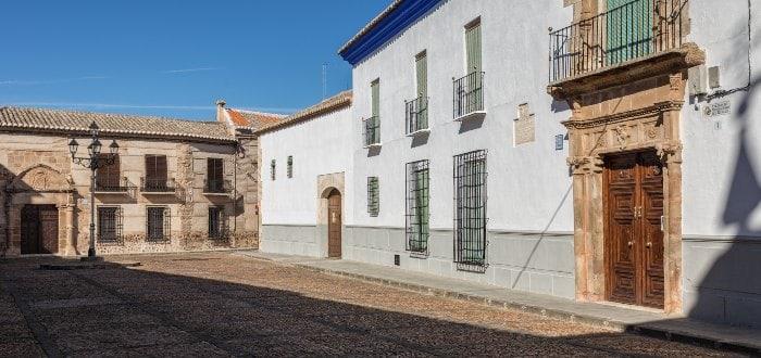 Qué ver en Almagro: Palacio de los Oviedo.